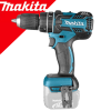MAKITA DHP470Z Masina de gaurit cu percutie si insurubat brushless Li-Ion 14.4V,  46Nm fara acumulator in set (SOLO)