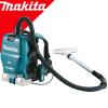 MAKITA DVC260Z  Aspirator tip rucsac Li-Ion, 2x18 V fara acumulator in set (SOLO)