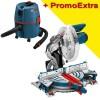 BOSCH GCM 12 JL Ferastrau circular stationar 2000W + GAS 20 L SFC Aspirator universal