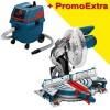 BOSCH GCM 12 JL Ferastrau circular stationar 2000W + GAS 25 L SFC Aspirator universal