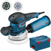 BOSCH GEX 125-150 AVE Slefuitor excentric 400 W + L-BOXX
