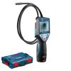 BOSCH GIC 120 C Camera de inspectie cu display cu 1 acumulator de 1.5Ah + L-BOXX