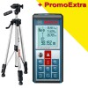 BOSCH GLM 100 C Telemetru cu laser (100 m) cu transfer de date catre telefoane, tablete, PC + BT 150 Trepied