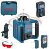 BOSCH GRL 300 HV Nivela laser rotativa + DLE 40 Telemetru cu laser