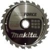 MAKITA  Disc MAKFORCE 235x30x60T lemn extra fin