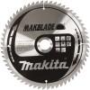 MAKITA  Disc MAKBLADE 260x30x80T lemn fin