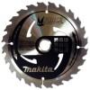 MAKITA  Disc MFORCE 165x20x10T lemn, GROSIER