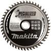 MAKITA  Disc 165x20x48T lemn, taieri inclinate