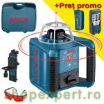 BOSCH GRL 300 HV SET Nivela laser rotativa (300 m) (FOLOSIT)