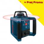 BOSCH GRL 250 HV Nivela laser rotativa (125 m)