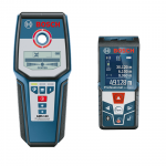 BOSCH GLM 50 C Telemetru cu laser (50 m) cu Bluetooth + GMS 120 Detector multifunctional