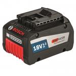 BOSCH GBA18V Acumulator LI-Ion, 18 V, 6.3 Ah