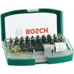 BOSCH  Set 31 biti + adaptor X-LINE