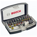 BOSCH  Set 31 biti + adaptor
