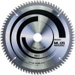 BOSCH  Disc Multimaterial 260x30x80T
