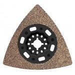 BOSCH AVZ90RT4 Placa de slefuire Grout and Abrasive HM-RIFF 90 mm R40 (DIY) STARLOCK