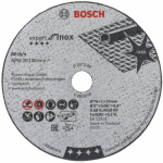 BOSCH  Set 5 discuri taiere Expert for Inox 76x1 mm pentru GWS 12V-76