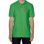 DIVERSI  Tricou verde Gildan Premium M