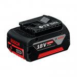 BOSCH GBA18V Acumulator LI-Ion, 18 V, 4 Ah