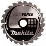 MAKITA  Disc circular lemn 190x30x24T