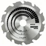BOSCH  Disc Construct Wood 190x30x12T