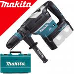 MAKITA DHR400ZKU Ciocan rotopercutor SDS MAX, cu bluetooth, brushless, 2x18V, Li-Ion, 8J, fara acumulator in set (SOLO)