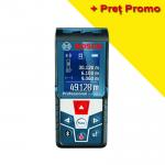 BOSCH GLM 50 C Telemetru cu laser (50 m) cu Bluetooth