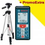 BOSCH GLM 80 + BT 150 Telemetru cu laser + Trepied