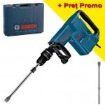 BOSCH GSH 11 E Ciocan demolator SDS-max 1500 W, 16.8 J