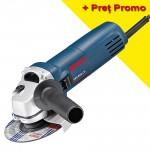 BOSCH GWS 850 CE Polizor unghiular 850 W, diametru disc 125
