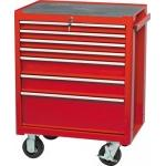 CROMWELL  Dulap mobil - 7 sertare RED 7-DRAWER PROFESSIONALROLLER CABINET