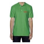 DIVERSI  Tricou verde Gildan Premium XXL