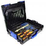 BOSCH  Valiza protectie L-BOXX 102 cu 26 unelte GEDORE