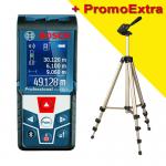 BOSCH GLM 50 C Telemetru cu laser (50 m) cu Bluetooth + HAMA Trepied