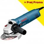 BOSCH GWS 1400 Polizor unghiular 1400 W, diametru disc 125
