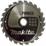MAKITA  Disc MAKFORCE 210x30x40T lemn mediu/fin
