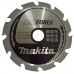 MAKITA  Disc circular lemn 190x30x12T