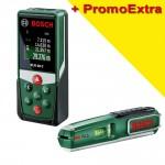 BOSCH PLR 40 C Telemetru cu laser cu Bluetooth + PLL 5 Nivela cu laser
