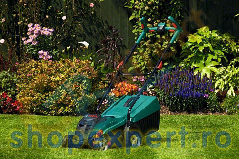 bosch rotak 32 li masina de tuns iarba cu secera 36 v 2 ah. Black Bedroom Furniture Sets. Home Design Ideas